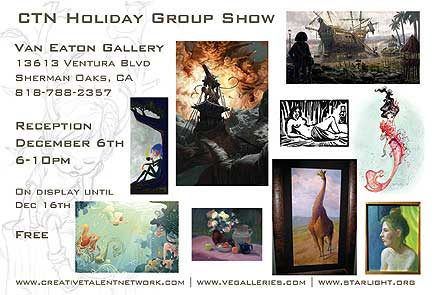 HOLIDAY GROUP ART SHOW